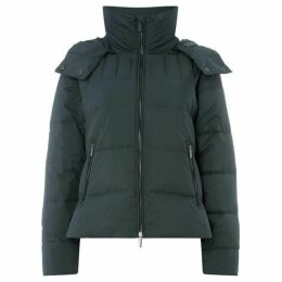 Armani Exchange Hooded Puffer Coat