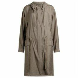 All Saints Kinsley Parka Coat
