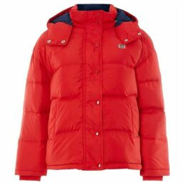 Levis Martina Hooded Puffer Coat
