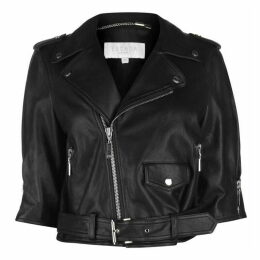 Escada Lalily leather jacket
