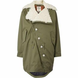 Replay Asymmetrical Parka