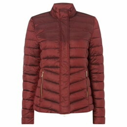 Barbour Lifestyle Vartersay Quilted Funnel Neck Coat