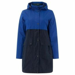 Barbour Lifestyle Damini Waterproof Colour Block Coat
