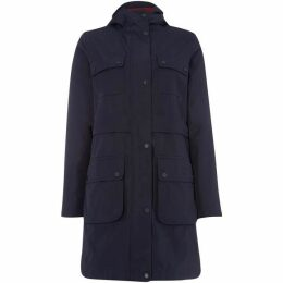 Barbour Lifestyle Isobar Waterproof Hooded Coat