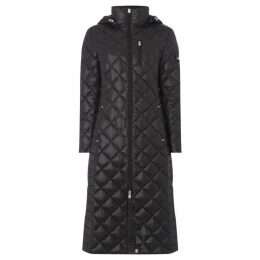 Lauren by Ralph Lauren Maxi packable down coat