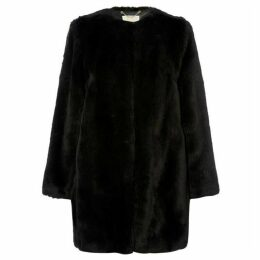 MICHAEL Michael Kors Long faux fur coat
