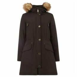 MICHAEL Michael Kors Heavy down faux fur parka