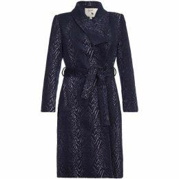 Yumi Zag Wrap Coat