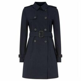 Jack Wills Ambrose Button Up Trench Coat