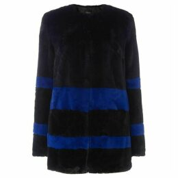 Guess Machi Eco Fur Coat