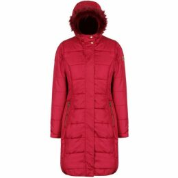 Regatta Fermina Quilted Hooded Parka