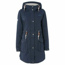 Brakeburn Borg Lined Hooded Parka Coat