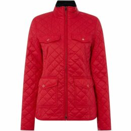 Barbour Lifestyle Exclusive Sailboat Quilted Jacket