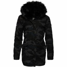 Superdry Rookie Hawk Parka Jacket