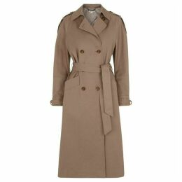 Whistles Imra Balloon Sleeve Trench