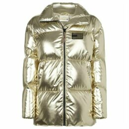 Tommy Hilfiger Icon High Gloss Puffer