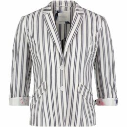 Betty Barclay Striped Blazer