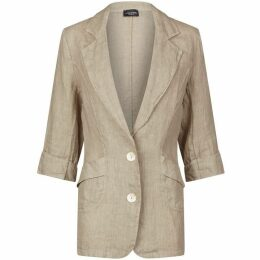 James Lakeland Linen Blazer