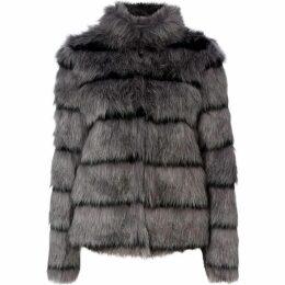 Vero Moda Luxus Faux Fur Jacket