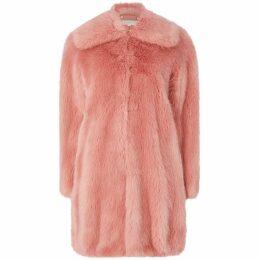 Michael Kors Glam faux fur coat