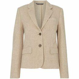 Gant Boiled Wool Blazer