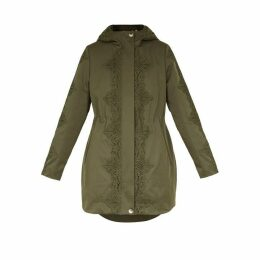 Ted Baker LACE DETAIL PARKA