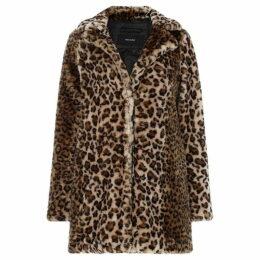 Vero Moda Debora Faux Fur Coat