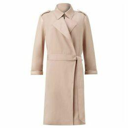 All Saints Bexley Mac Coat