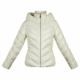 Ted Baker Chevron Quilted Puffer Jacket