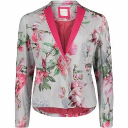 Betty Barclay Floral Blazer