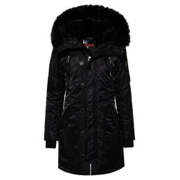 Superdry SD 4 Parka Coat