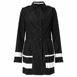 James Lakeland Pleated Trench Coat