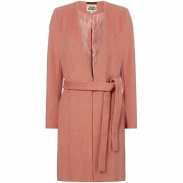 Twist and Tango Shirley wrap coat
