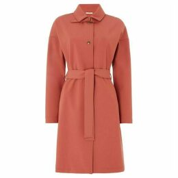 Sessun Chriatianna wrap coat