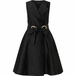James Lakeland Sleeveless Dress With Belt