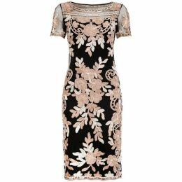 Phase Eight Sienna Tapework Dress