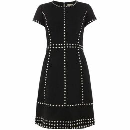MICHAEL Michael Kors Short sleeve embellished dress