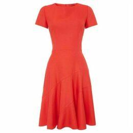 Boss Red short sleeve dress