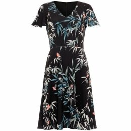 Phase Eight Jay Bird Print Dress