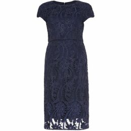 Phase Eight Anna Leah Cutwork Dress