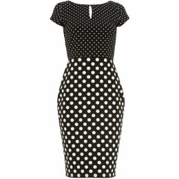 Phase Eight Kailee Spot Dress