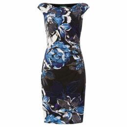 Lauren by Ralph Lauren Koriza floral dress