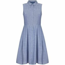 Yumi Mid Chambray Shirt Dress