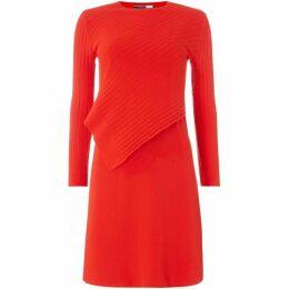 Sportmax Code Boero knitted long sleeve dress