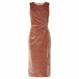 Linea Gigi velvet dress