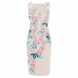 Karen Millen Floral Pencil Dress