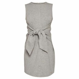 Ted Baker Evalina Cbn Dress With Tie Front
