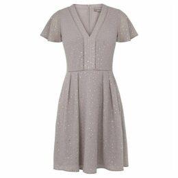 Oasis Glitters Spot Angel Skater Dress