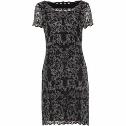 Phase Eight Tatiana Embroidered Dress