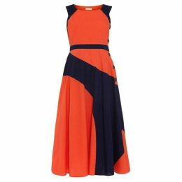 Phase Eight Chelle Colour Block Dress